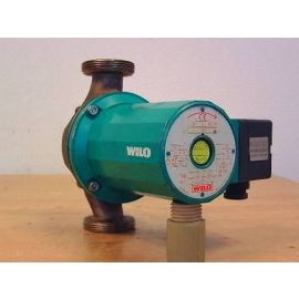 Wilo Pumpe Z30 RG Baul. 180 mm Z 30 RG Rotgusspumpe Zirkulationspumpe P11/445