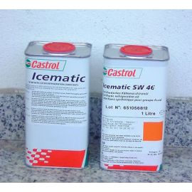 Icematic Kältemaschinenöl Kompressor Castrol SW 46 ÖL Kälte Maschinenöl € 18,5/L