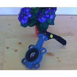 Absperrklappe EBRO DN 40, PN 6/16, PS 3 BAR Butterflyventil Pumpe Absperrer