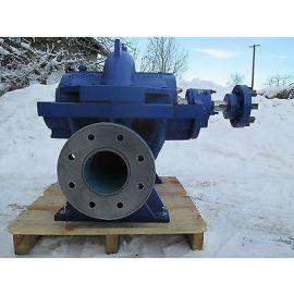 KSB Pumpe OMEGA 125-290 A  axial geteilte Spiralgehäuse- ,Kreiselpumpe  P13/1198