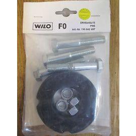 Wilo Flansch - Zwischenstutzen F0  DN 40 x 15  Ausgleichs-/ Distanzstück  S14/10
