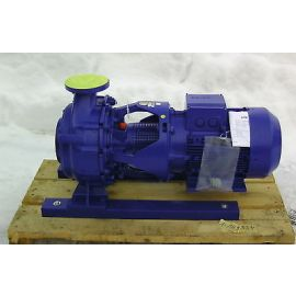 Pumpe KSB KWP K 65-315 BLOC Kreiselpumpe 7,5 kW  Blockpumpe P11/005