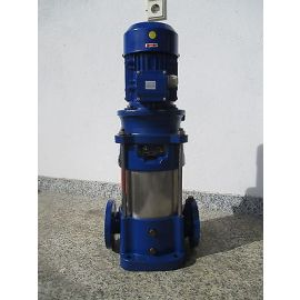 KSB Pumpe Typ Movichrom N G 9/22 R  1-P25-253396  3 x 400V Druckerhöhung P14/584