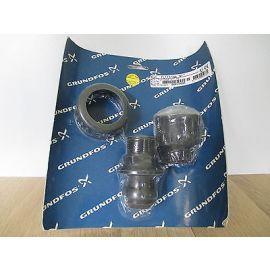 """Fitting Kit für Grundfos G1"""" MQ  810139 Rückflussverhinderer KOST-EX S15/72"""