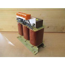 Wittlich Transformator  DTS 0,5  Trafo  pri.3x500V  sek.3x380V  500 VA  T9/648