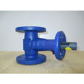 Pumpe KSB BOA - C Absperrventil Absperrhahn DN 40 PN 6 Pumpenkost P16/19