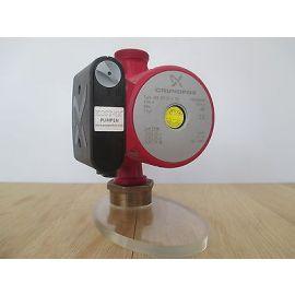 Pumpe Grundfos UPS 25 - 55 N Brauchwasserpumpe Niro 1 x 230 V Pumpenkost P16/4