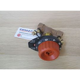 Ventil Comap Sar Strangregulierventil 751404 Halbzoll DN 15 Pumpenkost S16/13