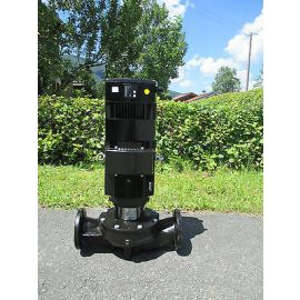Pumpe Grundfos LPE 65 - 160 / 154 A-F-A-RUUE 3 x 400 V Kreiselpumpe P16/245