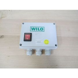 Wilo CD 12 Kondensatorkasten Nr. 4014478 1 x 230 V 12 µF Pumpenkost S16/182