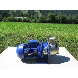 Pumpe KSB Etachrom BC 025 - 160 / 402 Kreiselpumpe 3 x 440 V Edelstahl P15/430