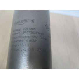 Mankenberg Druckminderer 462 DN 40 Druck Edelstahl für Reinstfilter S16/227