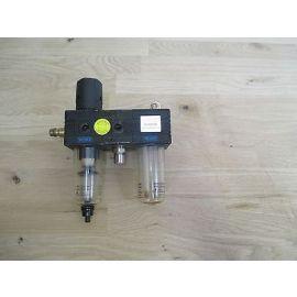 Weber Druckminderer Öler Wartungseinheit Pumpenkost S12/305