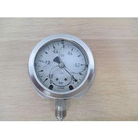VDO Manometer Vakuum Vakumeter Vacumeter -1 bar neuwertig