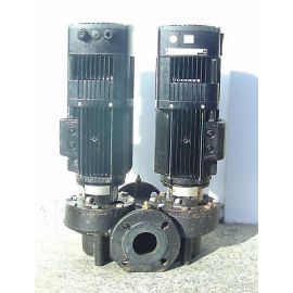 Pumpe Grundfos TPED 65-120 A-F-A-BUBE 3x400 V Pumpenkost P10/441