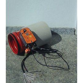 Belimo Brandschutzkappe Brandschutz Absperrvorrichtung Strulik BR-K90 Lüftung