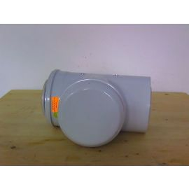 Abgasrohr Rohr M & G Muelink Grol Reinigungsstück 100 150 mm