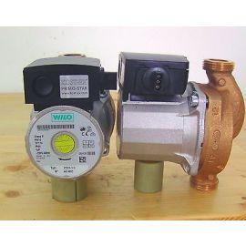 Pumpe Rotguss Wilo Z 20/1-1 C 1x230 V 140 mm Nr.4514802 Zirkulationspumpe P13/42