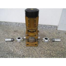 Grundfos CRN 2-20 A-V-AUUV  Druckerhöhungspumpe Pumpe Druck 3 x 400 V P14/521