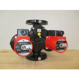 Pumpe KSB RIO Z N 40 - 50 T Doppelpumpe 3 x 400 V Heizung  Pumpenkost P16/58