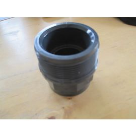 "PVC Fittings plimat  2'' x 1 1/4""  2"" AG 1 1/4 IG  Durchmesser Gewinde S13/334"