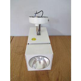 Trafo Halogenleuchte Strahler WILA weiß 6,3 A   24 V   100 W KOST - EX  S14/293