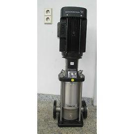 Pumpe Grundfos CRN 10 - 07 A-FGJ-G-E-HQQE 3 x 400 V Druck Pumpenkost P16/201
