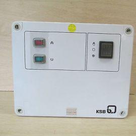 Pumpenschaltkasten KSB EDP 40.1 Schaltkasten 400 V  2,5 - 4 A Pumpenkost S16/65