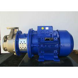 Pumpe KSB Etachrom BC 025 - 160 / 552 Kreiselpumpe 3 x 690 V Edelstahl P16/55