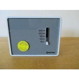 Sauter Thermostat  TS 47 Raumthermostat B 1502F Temperatursteller  S16/121