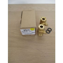 Elco Kugelhahn Set R 3 / 4 Zoll Nr 12049287 Hahn   Pumpenkost S16/256