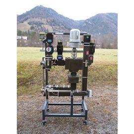 Pewo Fernwärme Kompaktstation Typ DL  Übergabestation Wärmeverteiler  P11/539