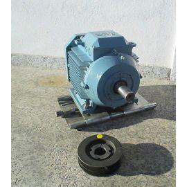 ABB Motor M2 AA 132 S  Motor 2 Drehzahlen mit 2 Wicklungen 4,5 kW 400 V P16/431
