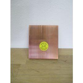 Kupfer Barren 1 kg Edelmetall 999,9 / 1000 Hochrein Kupferbarren mit Zertifikat