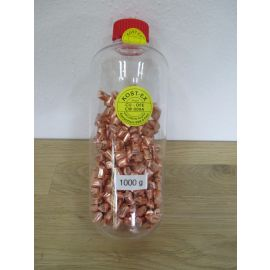 Kupfer Granulat Nuggets 1 kg Hochreinkupfer 999,9 Fein Zertifikat € 16,45 / kg CU