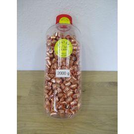 Kupfer Granulat Nuggets 2 kg Hochreinkupfer 999,9 Fein Zertifikat € 16,45 / kg CU