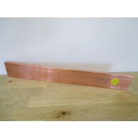 Kupferbarren Kupfer Barren 5 kg Cu 70x10x800 Fein 999,9 Hochrein € 26,50/ kg