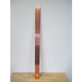 Kupferbarren 5 kg Cu 60X10X950 Fein 999,9 Hochrein Kupfer Barren €20,80/kg
