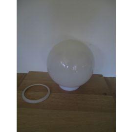 Ersatz Lampenkugel PVC Material mit Dichtung 240 mm Außenlampe K17/1013