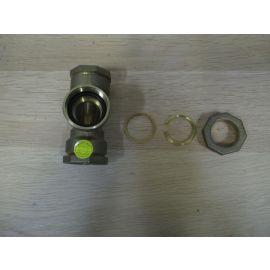 Viega Verschraubung T Stück 32 mm x 1 1/4 Zoll Quetschverschraubung K17/1031