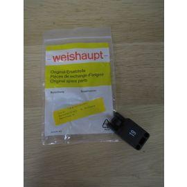 weishaupt 716151 Steckerteil Thermo ST18/3 schwarz Nr. 19 Ersatzeil K17/1036