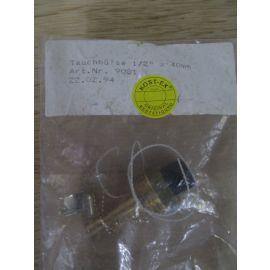 Tauchhülse 1/2 Zoll x 40 mm für Sensoren Nr. 9081 K17/1038