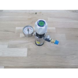 Rotarex Druckminderer SLS 21/10/ RV/SK verchromt Druck KOST-EX K17/176
