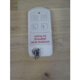 Aufzug Schalter mit Schlüssel Treppenlift Lift KOST-EX K17/346