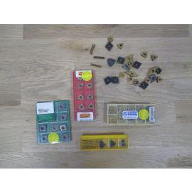 Set Wendeschneidplatten Ersatzteile Metallverarbeitung Fräse Präzision K17/355