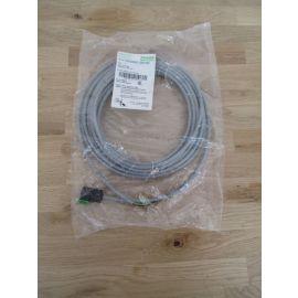 Murr Elektronik Ventilstecker MSUD Form C 8 mm 24 V AC L=10 m K17/392