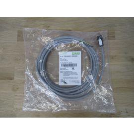 Murr Elektronik Ventilstecker MSUD Form C 8 mm 24 V AC Länge 5 m K17/396
