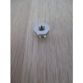 Gewindestopfen G 1/4 Zoll Verschlussschraube mit Innnensechskant Messing K17/500