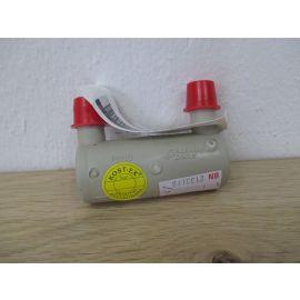 Durapipe Elektrofusionskuppler 20 mm PN 10 Muffe Elektro Schweiß muffe K17/533