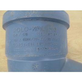 Polo-KAL NG Bogen PKB 110/67° Grad HT schalldämmend Hausabwassersystem K17/637